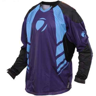 DYE C14 Paintball Jersey/Trikot (Formula1 Purple/lila, L/XL) | Paintball Sports