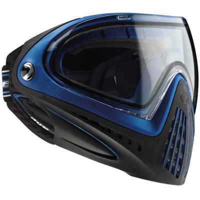 DYE I4 Pro Paintball Maske (blau) | Paintball Sports