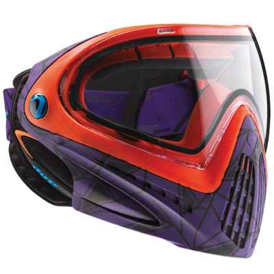DYE I4 Paintball Maske (2014 PGA UL Purple) | Paintball Sports
