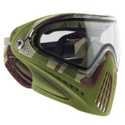 DYE I4 Paintball Maske (Barracks Green PGA) | Paintball Sports