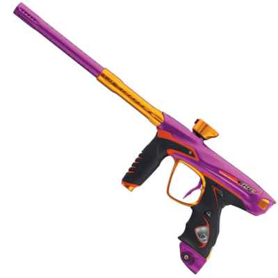 Dye Matrix DM14 Paintball Markierer (lila/orange) | Paintball Sports