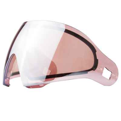 DYE I4 / I5 Paintball Thermal Maskenglas (rose/silver) | Paintball Sports