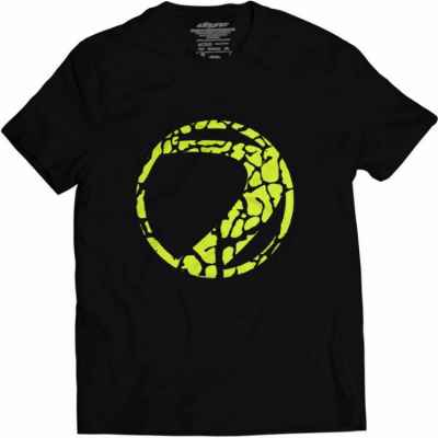DYE T-Shirt Skinned (schwarz) | Paintball Sports