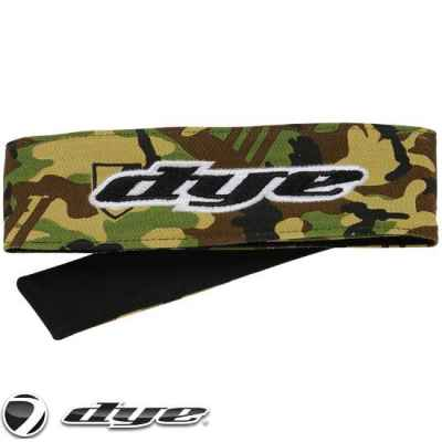 DYE C14 Paintball Head Band/Head Tie (Commando) | Paintball Sports