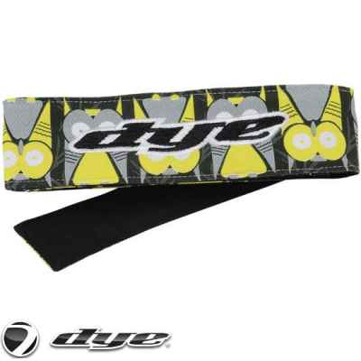 DYE C14 Paintball Head Band/Head Tie (Owl) | Paintball Sports