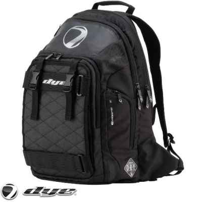 DYE Escape Paintball Rucksack 2014 (schwarz/grau) | Paintball Sports