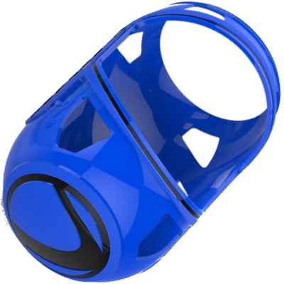 Dye Flex Bottle Cover S/M (blau) | Paintball Sports