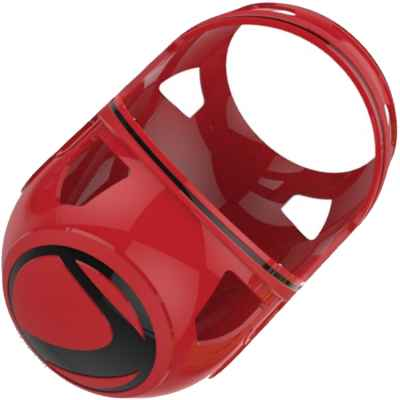 Dye Flex Bottle Cover S/M (rot) | Paintball Sports