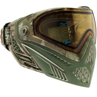 Dye I5 Paintball Thermal Maske (Dyecam) | Paintball Sports