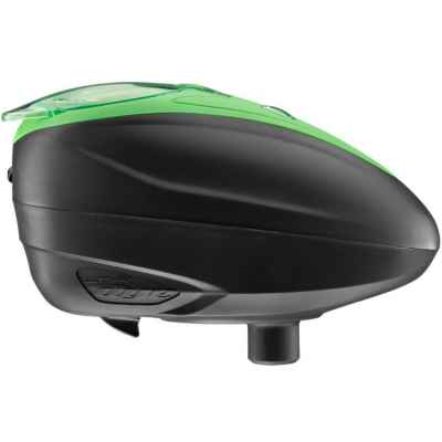 DYE Rotor LT-R Paintball Hopper / Loader (neon grün) | Paintball Sports