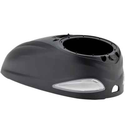 DYE RotorR1 / LT-R Paintball Hopper High Capacity Top Shell (schwarz) | Paintball Sports