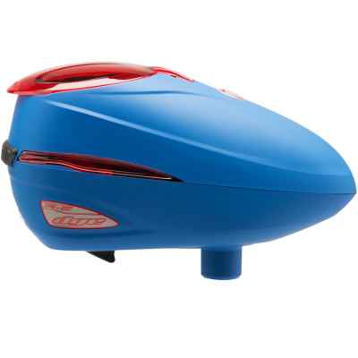 Dye Rotor R-2 Paintball Loader (Patriot- blau/rot) | Paintball Sports