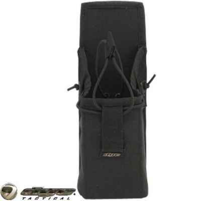 Dye Tactical 10er Magazin Tasche 1+2 (schwarz) | Paintball Sports