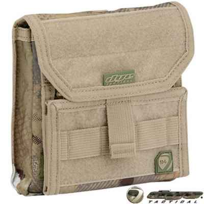 Dye Tactical Admin ID Molle-Tasche (Dyecam) | Paintball Sports