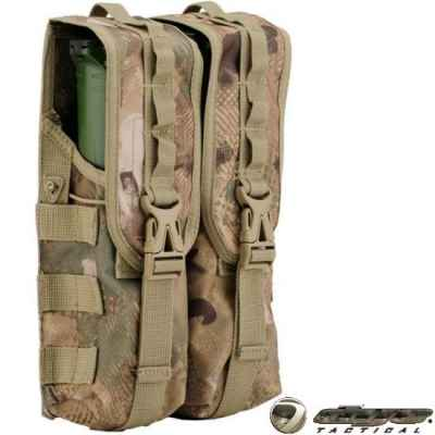 Dye Tactical Locking 2 Pod Doppel-Tasche (Dyecam) | Paintball Sports