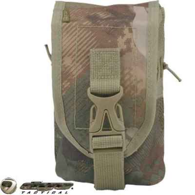 Dye Tactical Grenade Pouch / Granaten Tasche 2.0 (Dyecam) | Paintball Sports