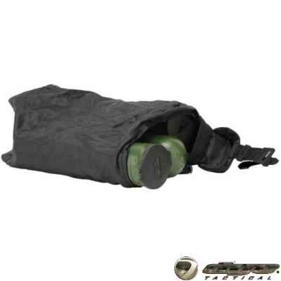 Dye Tactical Molle Dump Pouch / Pod Sack (schwarz) | Paintball Sports