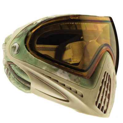 Dye I4 Paintball Thermal Maske (Dyecam) | Paintball Sports