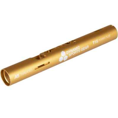 DSG First Strike T15 Power Tube / Upgrade Bolt Sleeve (gold) - A5 | Paintball Sports