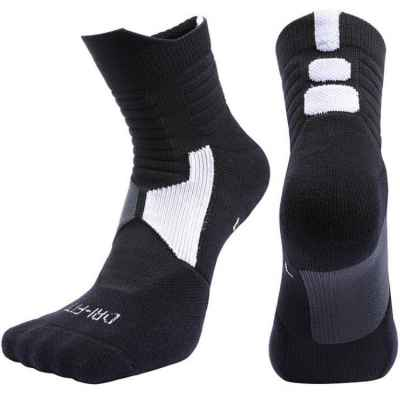 Dynamic Sports Gear SUPER SPRINT Paintball Sport Socken (schwarz) | Paintball Sports