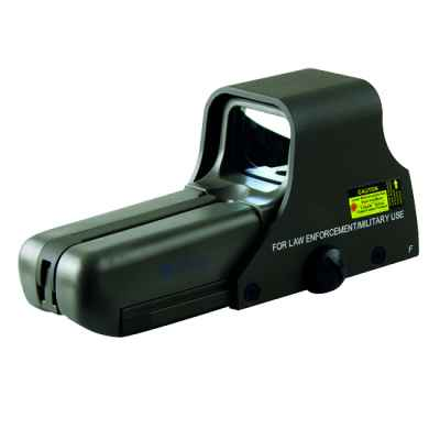 E552 Holosight Green/Red Dot Visier Replika (oliv) | Paintball Sports
