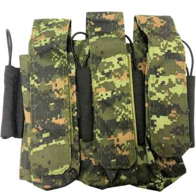 EVA 3+4 Molle Pod Tasche (camo) | Paintball Sports