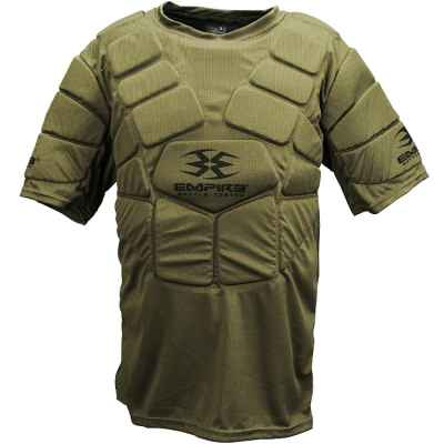 BT Bulletproof Chest Protecor / Paintball Brustpanzer (oliv) L/XL | Paintball Sports