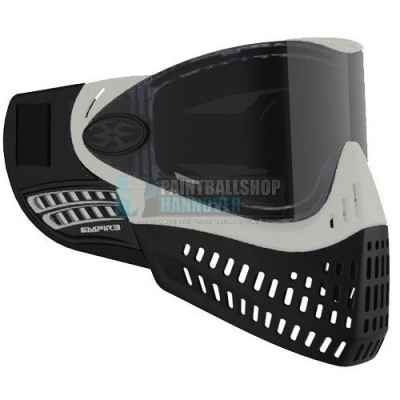 Empire E-Flex Paintball Maske (schwarz/weiss) | Paintball Sports