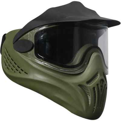 Empire Vents Helix Thermal Paintball Maske (oliv) | Paintball Sports