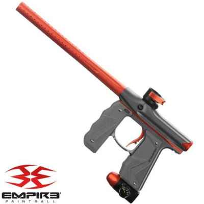 Empire Invert Mini GS Paintball Markierer (grau/orange) | Paintball Sports