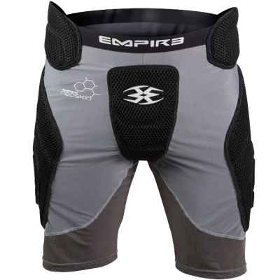 Empire Neoskin F6 Paintball Slide Short (schwarz/grau) | Paintball Sports