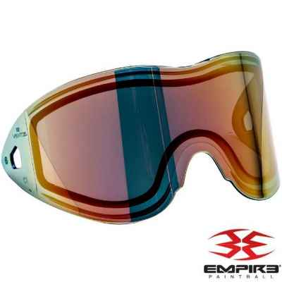 Empire Vents / E-Flex Paintball Thermal Maskenglas (Fire Mirror) | Paintball Sports