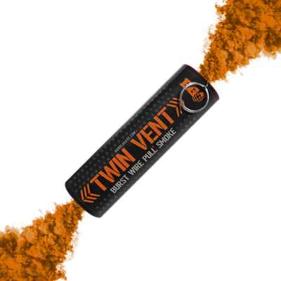 Enolagaye BURST Paintball Rauchgranate (orange) | Paintball Sports