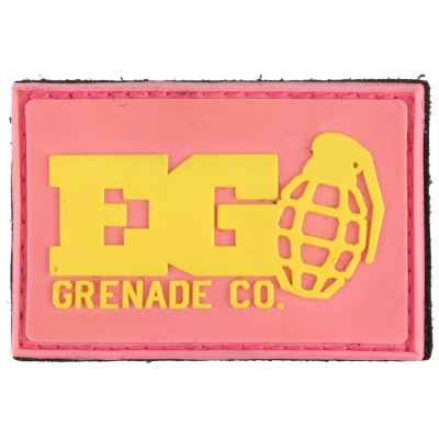Enolagaye Klett-Patch (Enolagaye Logo) pink | Paintball Sports