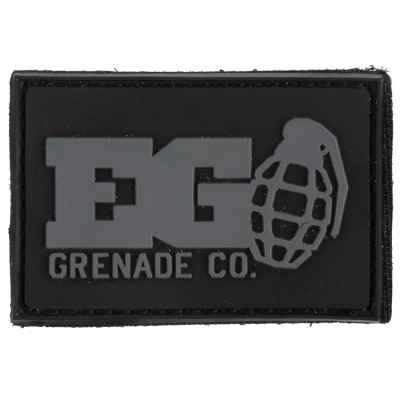 Enolagaye Klett-Patch (Enolagaye Logo) schwarz | Paintball Sports