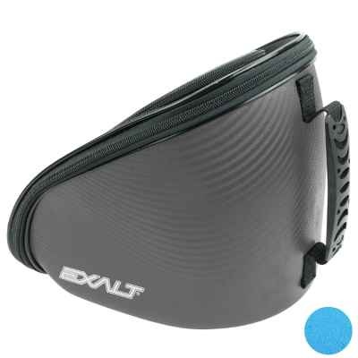 Exalt Carbon V3 Goggle Case / Maskenbeutel Limited Edition (grau/blau) | Paintball Sports