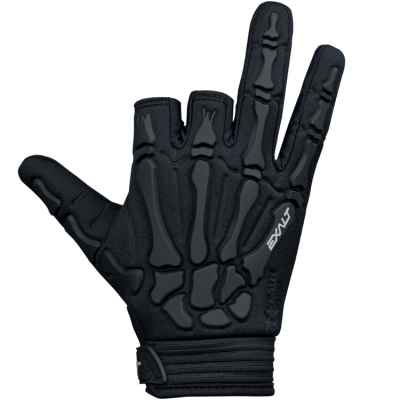 Exalt Death Grip Gloves Paintball Handschuhe (schwarz) | Paintball Sports