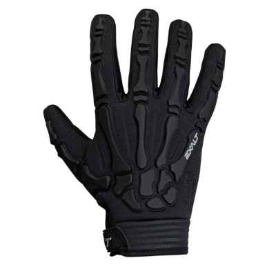 Exalt Death Grip Gloves Paintball Vollfinger Handschuhe (schwarz) | Paintball Sports