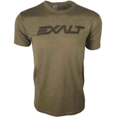 Exalt Paintball T-Shirt OG (oliv) | Paintball Sports