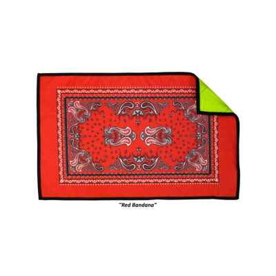 Exalt Player Paintball Microfasertuch / Maskentuch (Limited Edition) Red Bandana | Paintball Sports