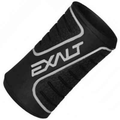Exalt Regulator Grip / Gummicover für Frontregulator (schwarz/grau) | Paintball Sports
