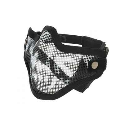 Paintball / Airsoft Face Mask C.O.D. Style (GHOST / schwarz) | Paintball Sports