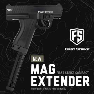 First Strike FSC Mag Extender Magazinerweiterung (15 Schuss) | Paintball Sports