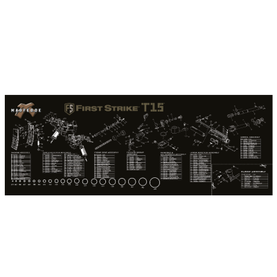 First Strike/ Tiberius T15 Techmatte | Paintball Sports