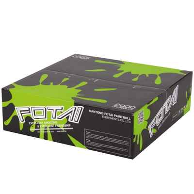 Fotai Turnier Grade A (Apokalypse) Paintballs 2000er Karton | Paintball Sports