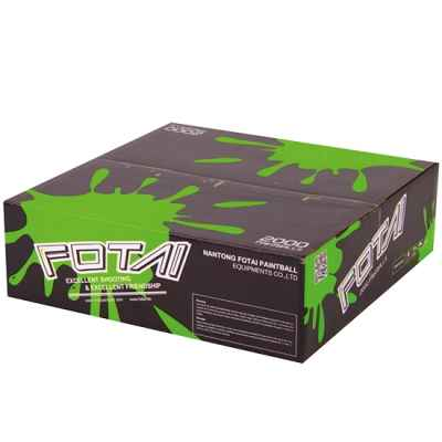 Fotai Turnier Grade B (Merciless) Paintballs 2000er Karton | Paintball Sports