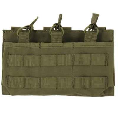 G36 Magazintasche für Molle System (3er) - oliv | Paintball Sports