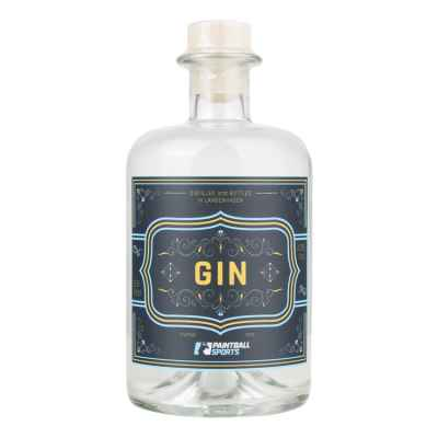 Paintball Sports Gin (0,5L, 40% Vol.) | Paintball Sports