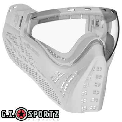 G.I. Sports Sleek Paintball Maske (weiss) | Paintball Sports