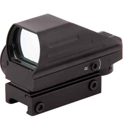 HDR33A Compact Green/Red Dot Visier (20mm Rail) - schwarz | Paintball Sports